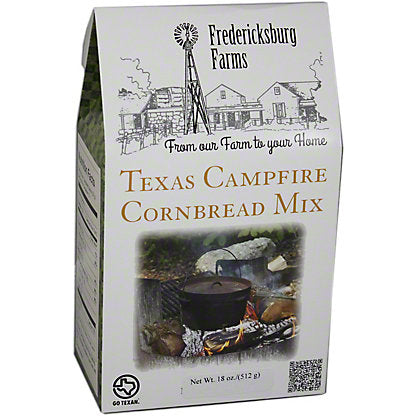 Campfire Cornbread Mix, 18oz, 12 Count