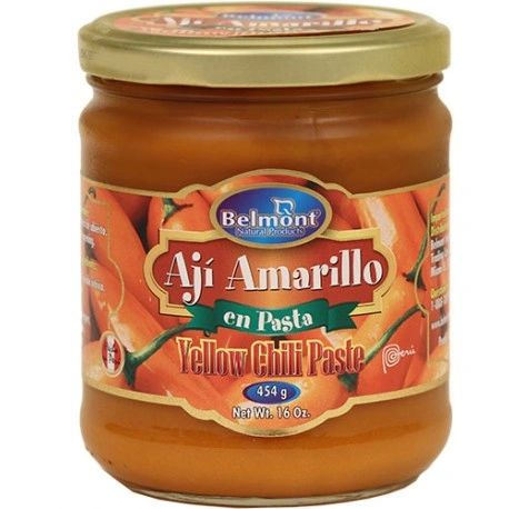 Aji Amarilo Paste,  7.5 oz