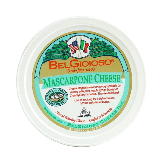 Mascarpone Cheese, 17.6 oz