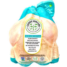 Cooks Venture Heritage Whole Chicken