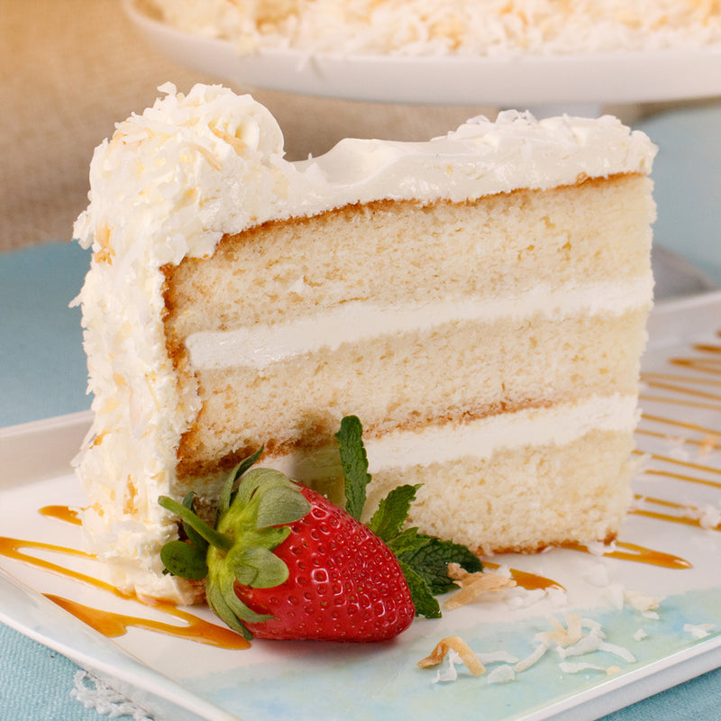 Coconut Cloud Cake, 2 count