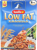 Low Fat Granola, 6/21 oz