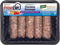 Antibiotic Free Smoked Gruyere & Sundried Tomato Chicken Sausage, 25 count