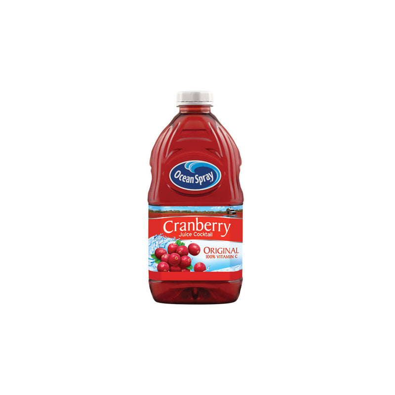 Cranberry Juice, 64 oz, 8 count