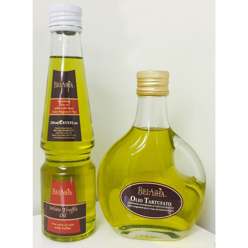White Truffle Infused Olive Oil, 250 mL