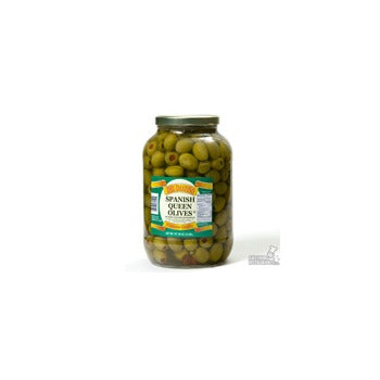 Stuffed Spanish Queen Olives, 1 gallon