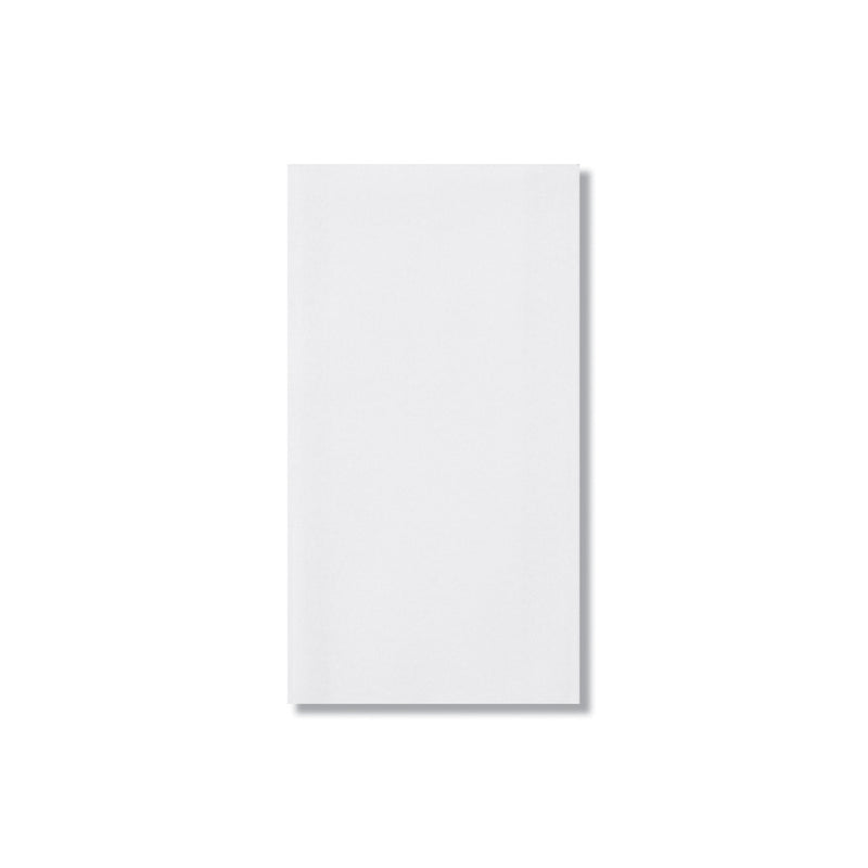 Linen-Like Guest Napkins, White, 12X17, 500 count