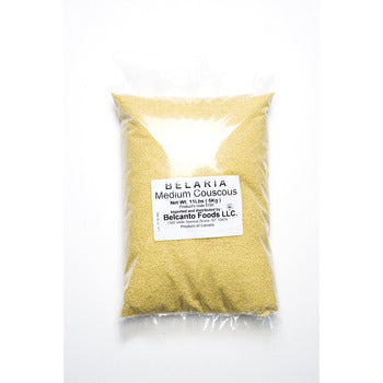 Couscous, Medium Grain, 11 lb