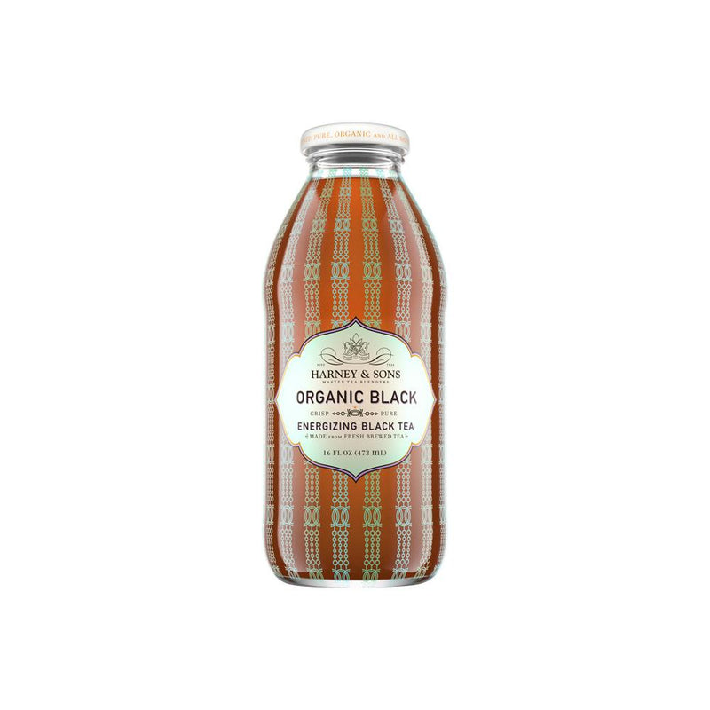 Iced Tea Organic Black, 12/16 oz