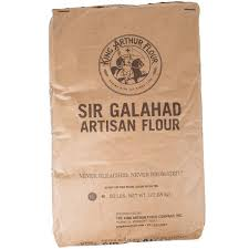 King Arthur Sir Galahad Flour, 50 lb case