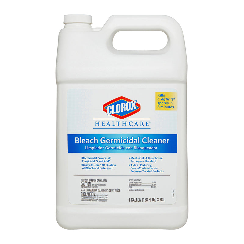 Germicidal Bleach, l gallon