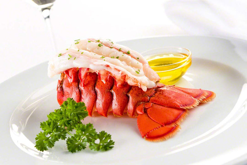 Maine 5-6 oz Lobster Tails, 4 count
