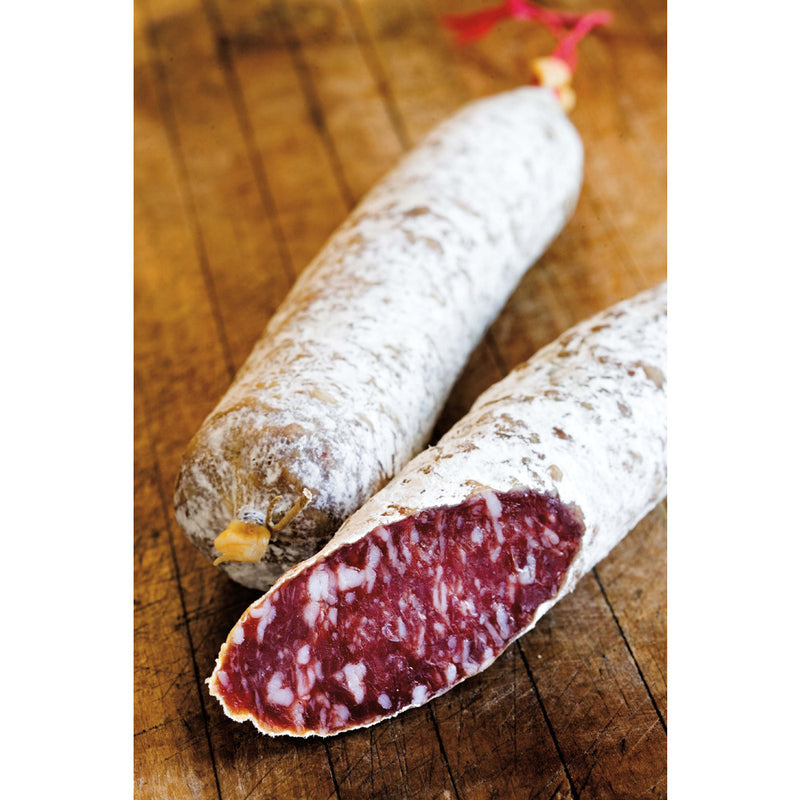 Salametto Garlic Salami, 10 oz