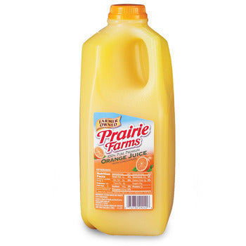 Orange Juice, 64 oz