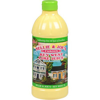 Key Lime Juice, 16 oz