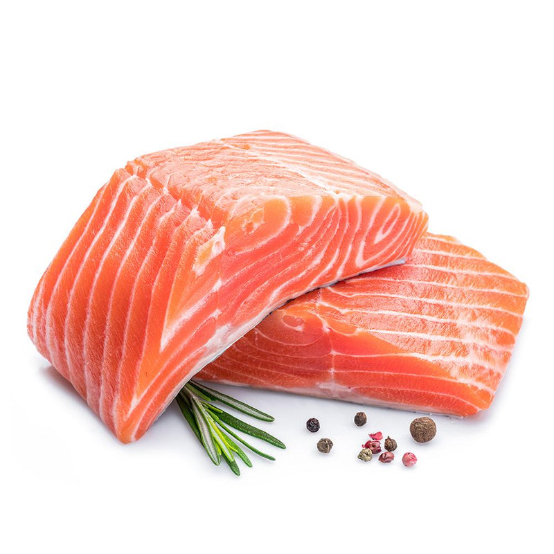 Norwegian Salmon Portions 8 oz, 6 count