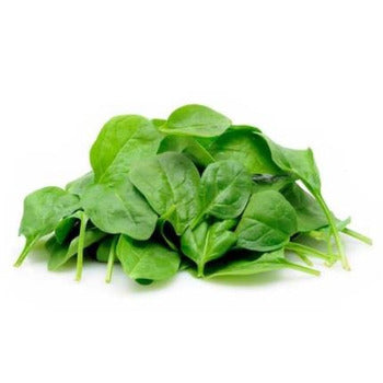 Fresh Baby Spinach, 4 lb