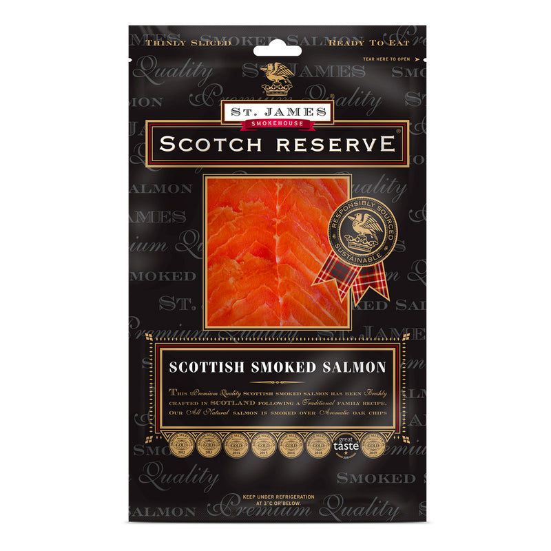 Smoked Salmon, 4 oz