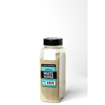 Ground White Pepper, 16 oz