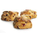Cranberry Scone, 4 oz, 12 count