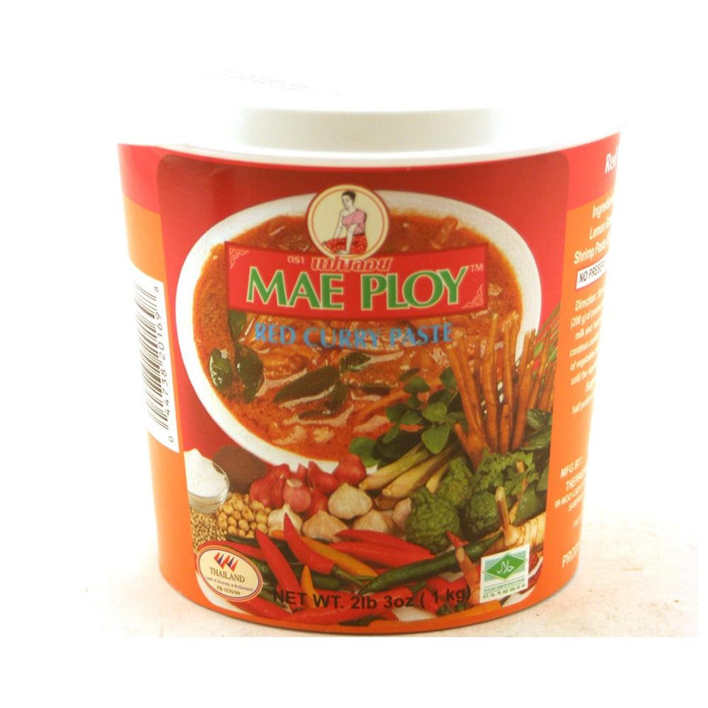 Red Curry Paste - 14Oz, 14 oz