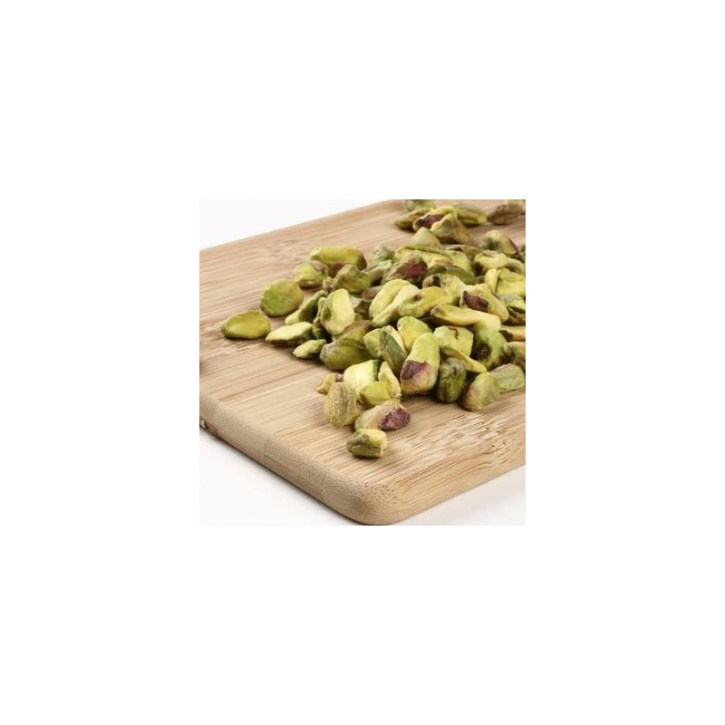 Raw Pistachio Nuts, Shelled, 5 lb