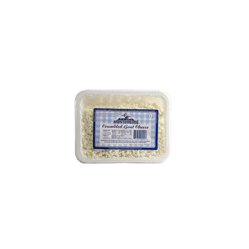 Crumbled Goat Cheese, 2 lb