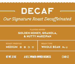 Decaf Ground Coffee, 2 / 12 oz
