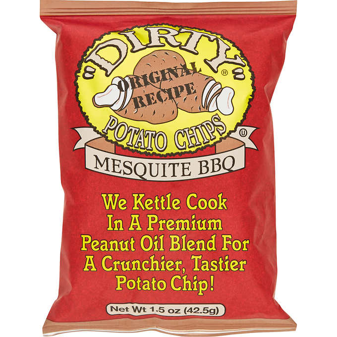 Bar-B-Que Chips, 5 oz