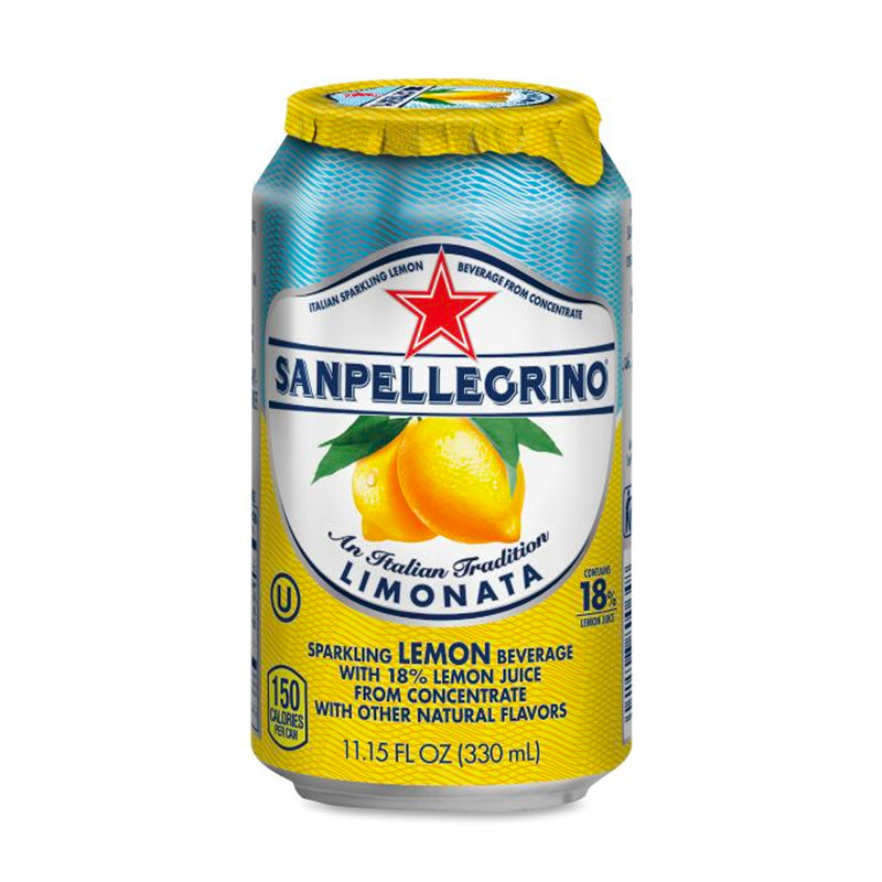 Lemon Soda, 12 oz, 12 count