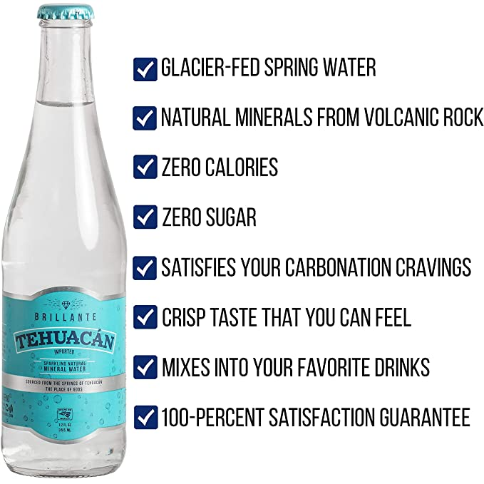 Mineral Lime Water, 12 oz, 12 count