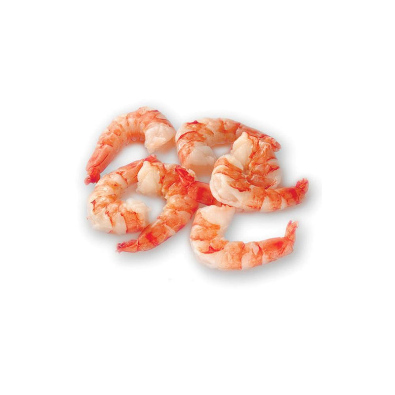 Cooked Shrimp Tail On 16/20, 2 lb, 5 count
