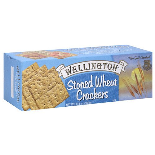Stone Wheat Cracker 12/4.4oz