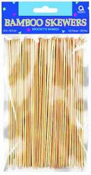 "Bamboo Skewers 8"", 100 CT"