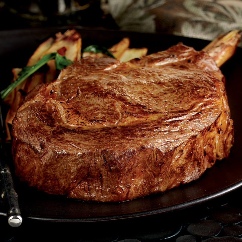 Bone In Beef Ribeye Steak - 18 Oz, 4 per