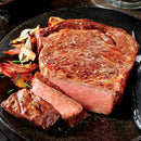 Boneless Beef Ribeye Steak - 12 Oz, 6 per