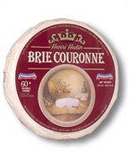 Double Creme Brie Cheese, 2.2 lb