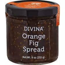 Orange Fig Spread, 8.3 oz