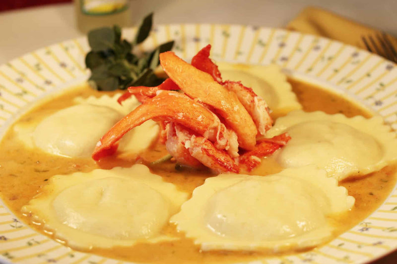 Lobster Ravioli, Frozen, 3 lb, 2 count