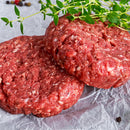 Ground Beef Patties - 5.3 Oz, 16 per box