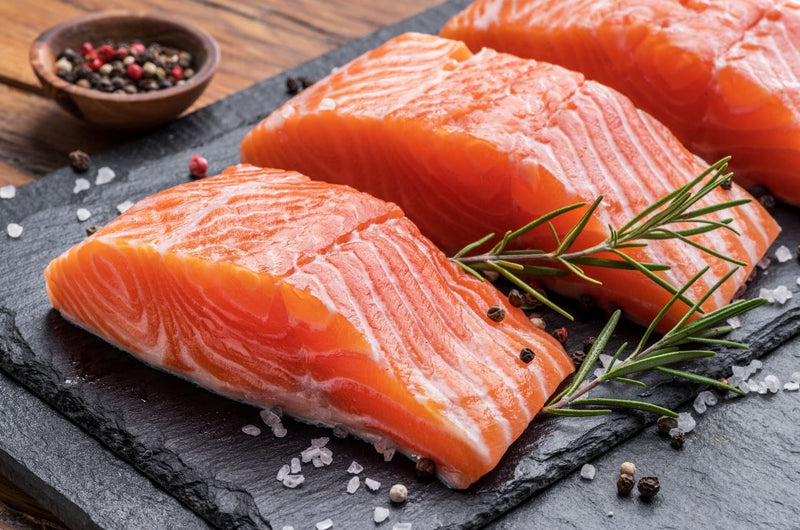 Atlantic Salmon Filets - 5lb