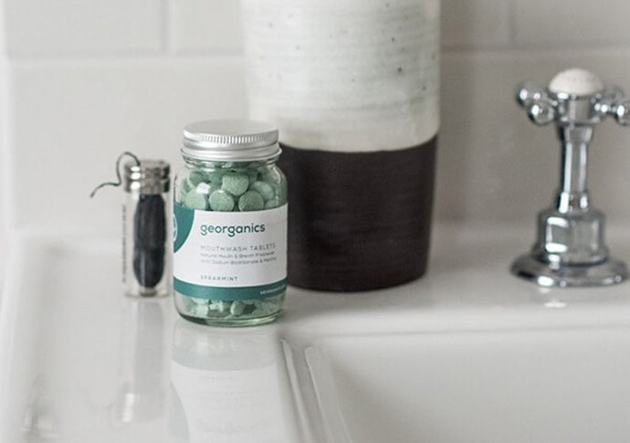Zero-waste oral care