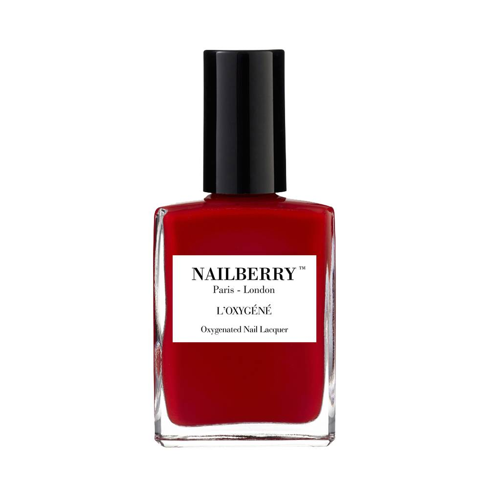 Vernis Naturel - Rouge - J'adore bio