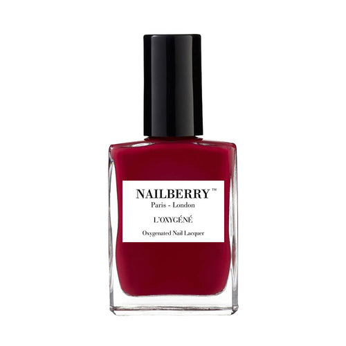 Vernis Naturel - Strawberry Jam - J'adore bio