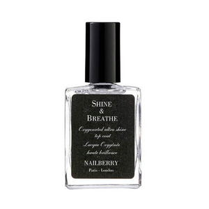 Shine & Breathe Top Coat