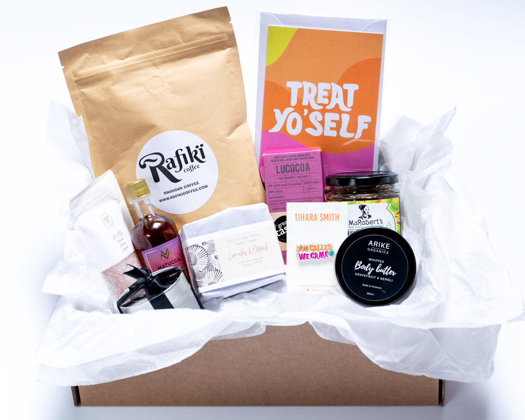 Thriving Box Co. Momentum Box