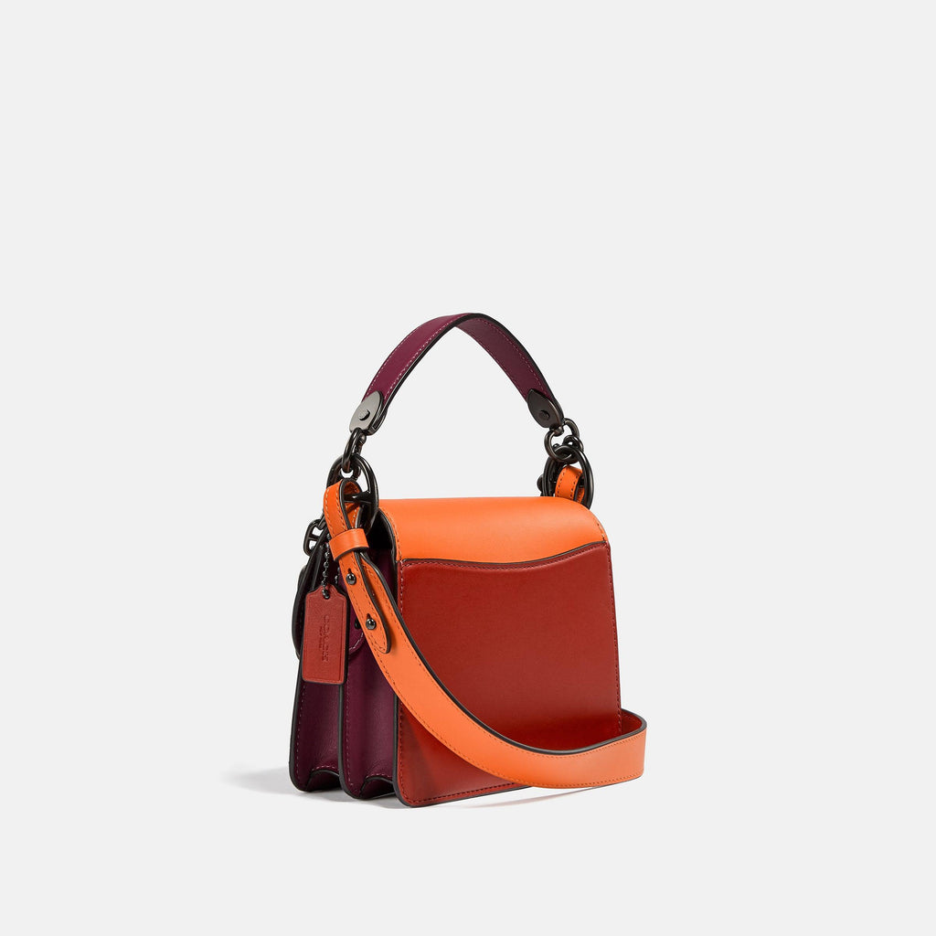 Beat Shoulder Bag 18 In Colorblock