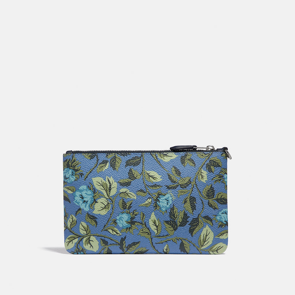 Sleeping Rose Small Wristlet
