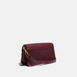 Beat Crossbody Clutch With Horse And Carriage Print