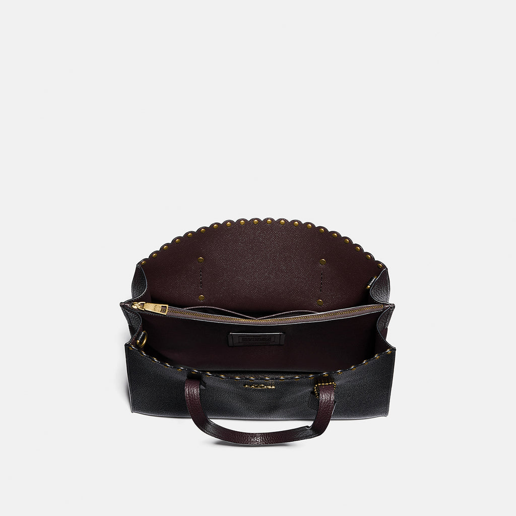 Scallop Rivets Charlie Carryall